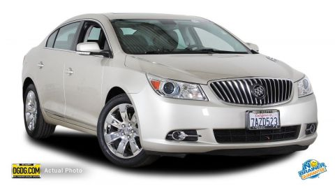 Used Buick LaCrosse Premium II Group