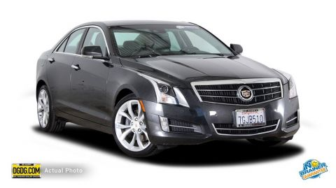 Used Cadillac ATS 2.0L Turbo Performance