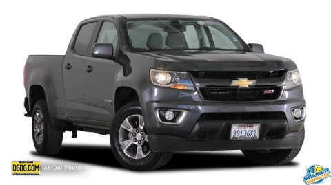 Certified Used Chevrolet Colorado Z71
