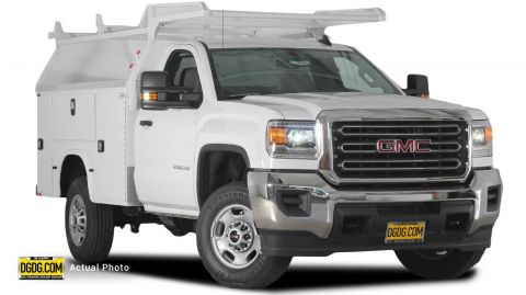 New GMC Sierra 2500HD Base