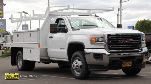 New GMC Sierra 3500HD Base