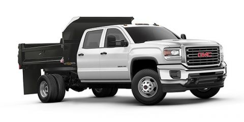 New GMC Sierra 3500HD SLE