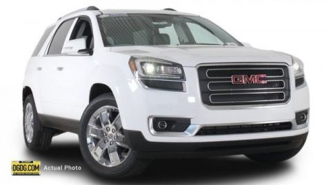 New GMC Acadia Limited Limited