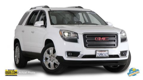 Certified Used GMC Acadia Limited Limited
