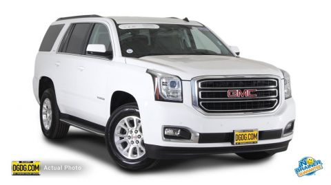 Certified Used GMC Yukon SLE