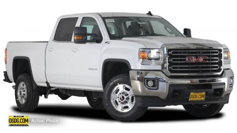 New GMC Sierra 2500HD SLE