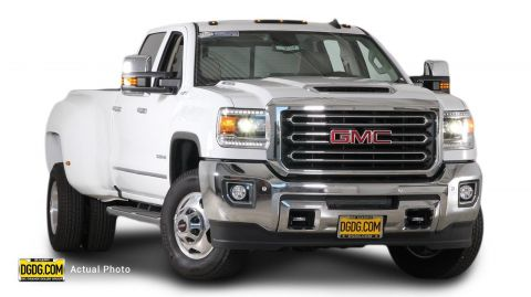 New GMC Sierra 3500HD SLT