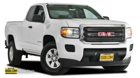 New GMC Canyon 2WD