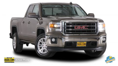 Certified Used GMC Sierra 1500 SLE