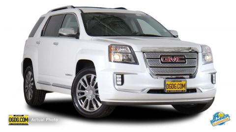 Certified Used GMC Terrain Denali