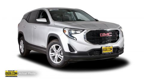 New GMC Terrain SLE