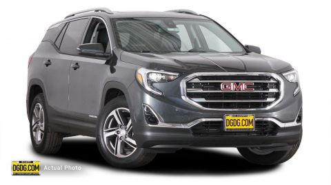 New GMC Terrain SLT