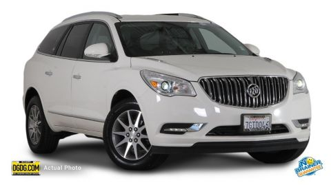 Certified Used Buick Enclave Leather Group