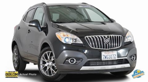 Used Buick Encore Sport Touring