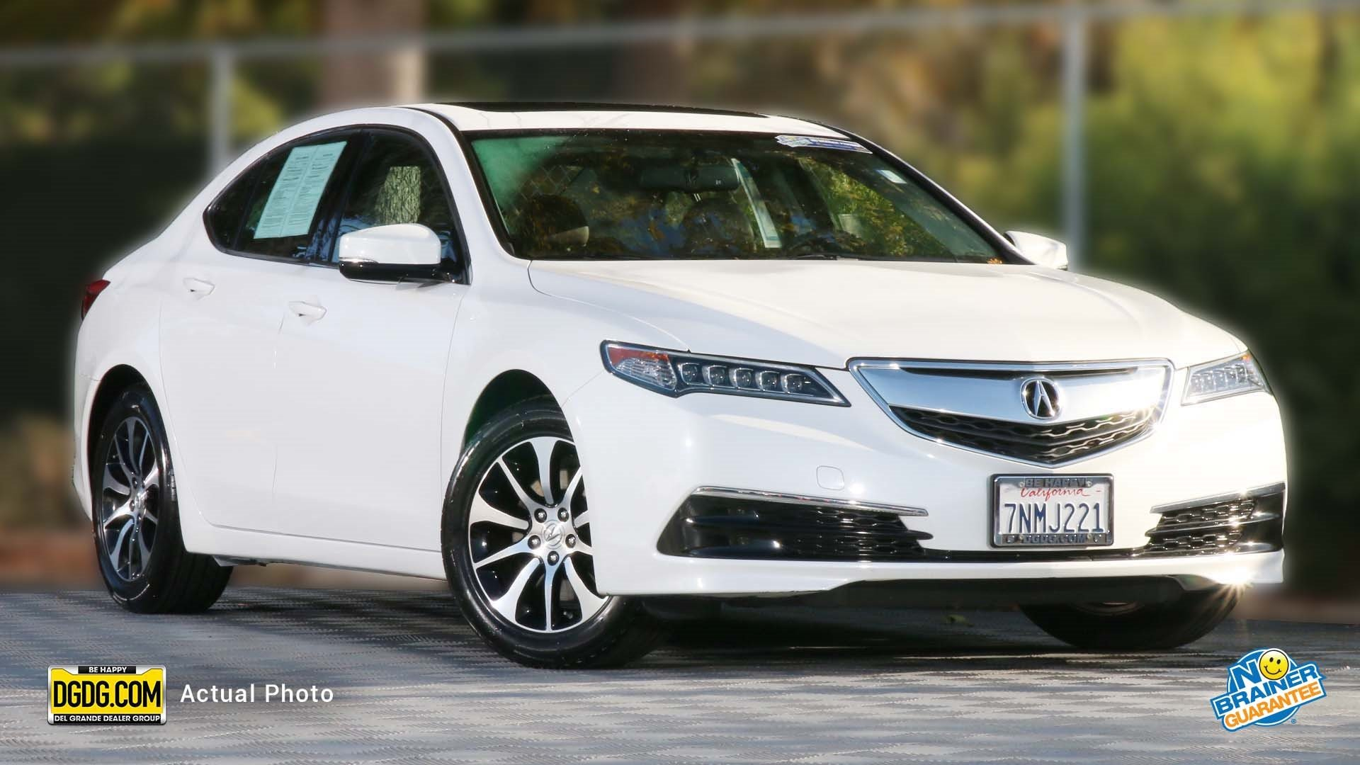 Pre Owned 2015 Acura TLX 2 4L 4D Sedan in San Jose UB4728