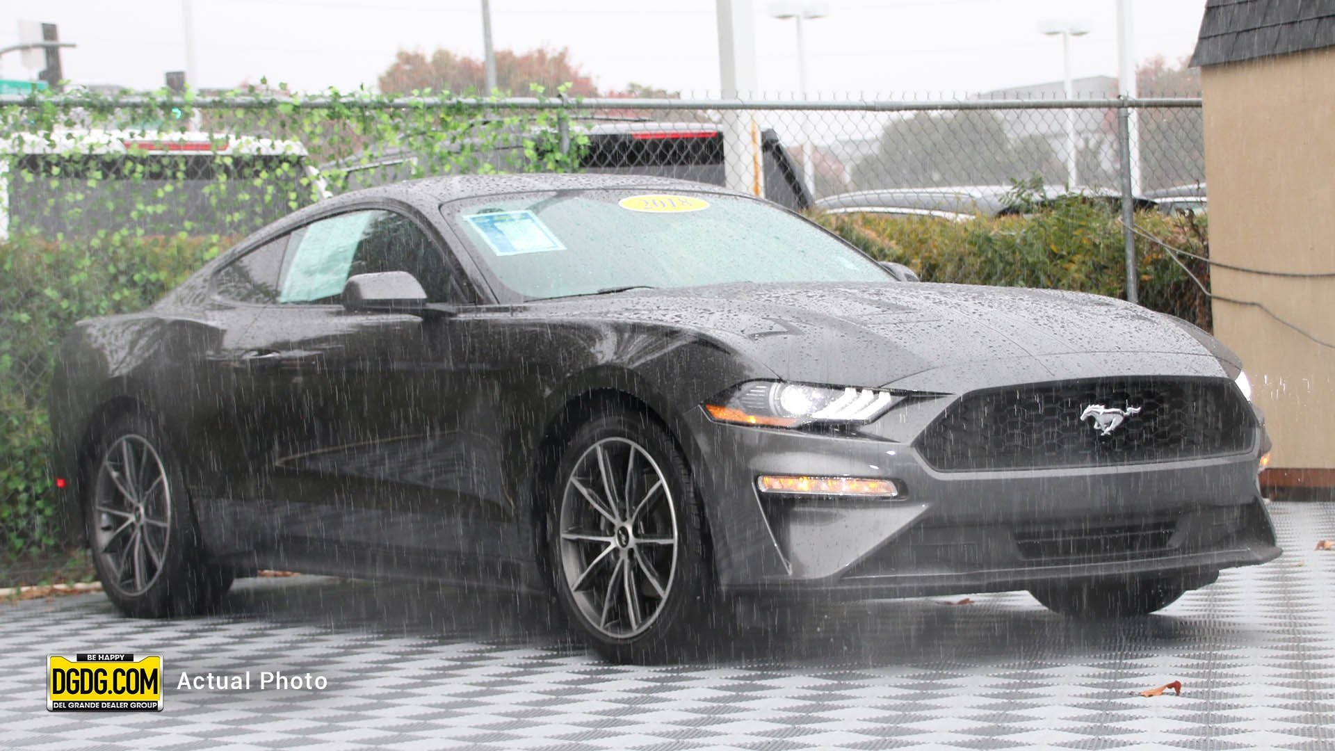 Pre Owned 2018 Ford Mustang 2D Coupe in San Jose B8813A