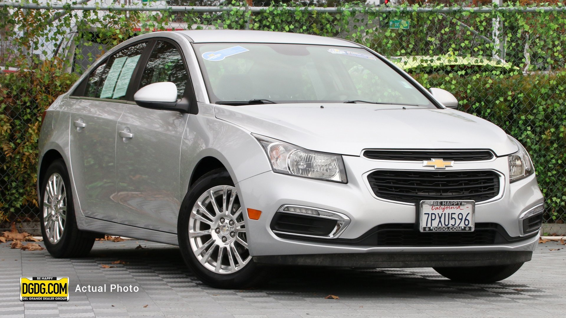 Certified Pre-Owned 2016 Chevrolet Cruze Limited ECO