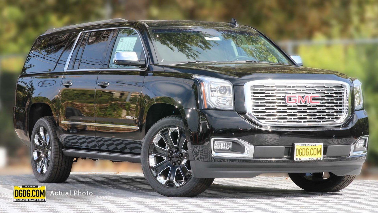 New 2019 Gmc Yukon Xl Denali 4d Sport Utility In San Jose B8909