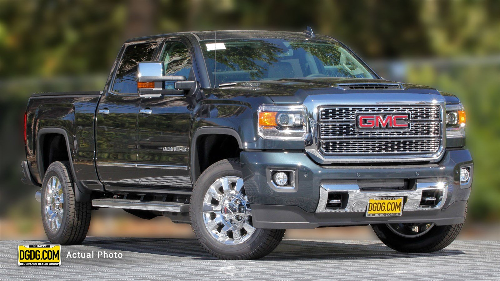 New 2019 Gmc Sierra 2500hd Denali 4d Crew Cab In San Jose B8777 Dual Battery Kit