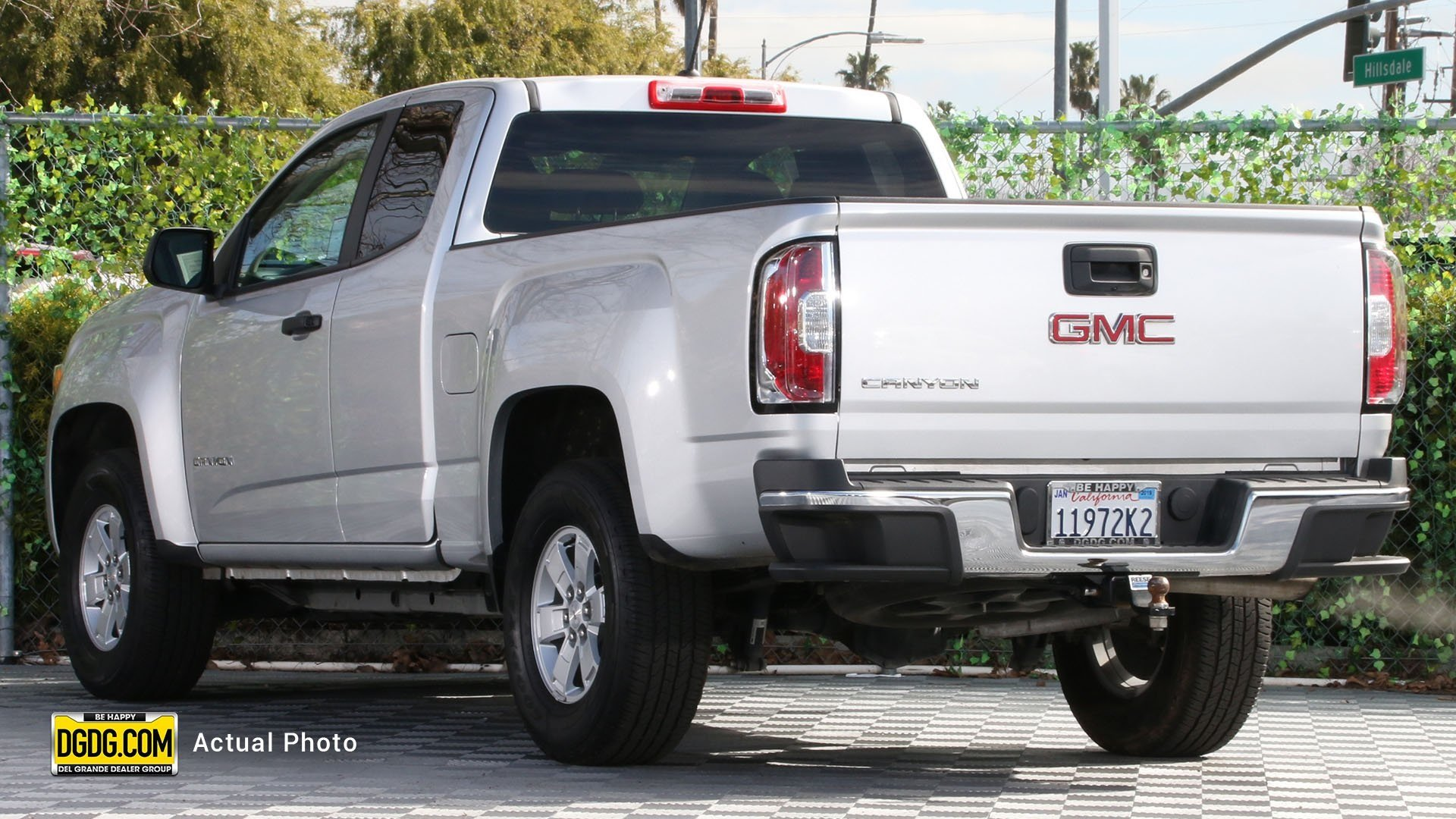 Certified Pre-Owned 2018 GMC Canyon Base