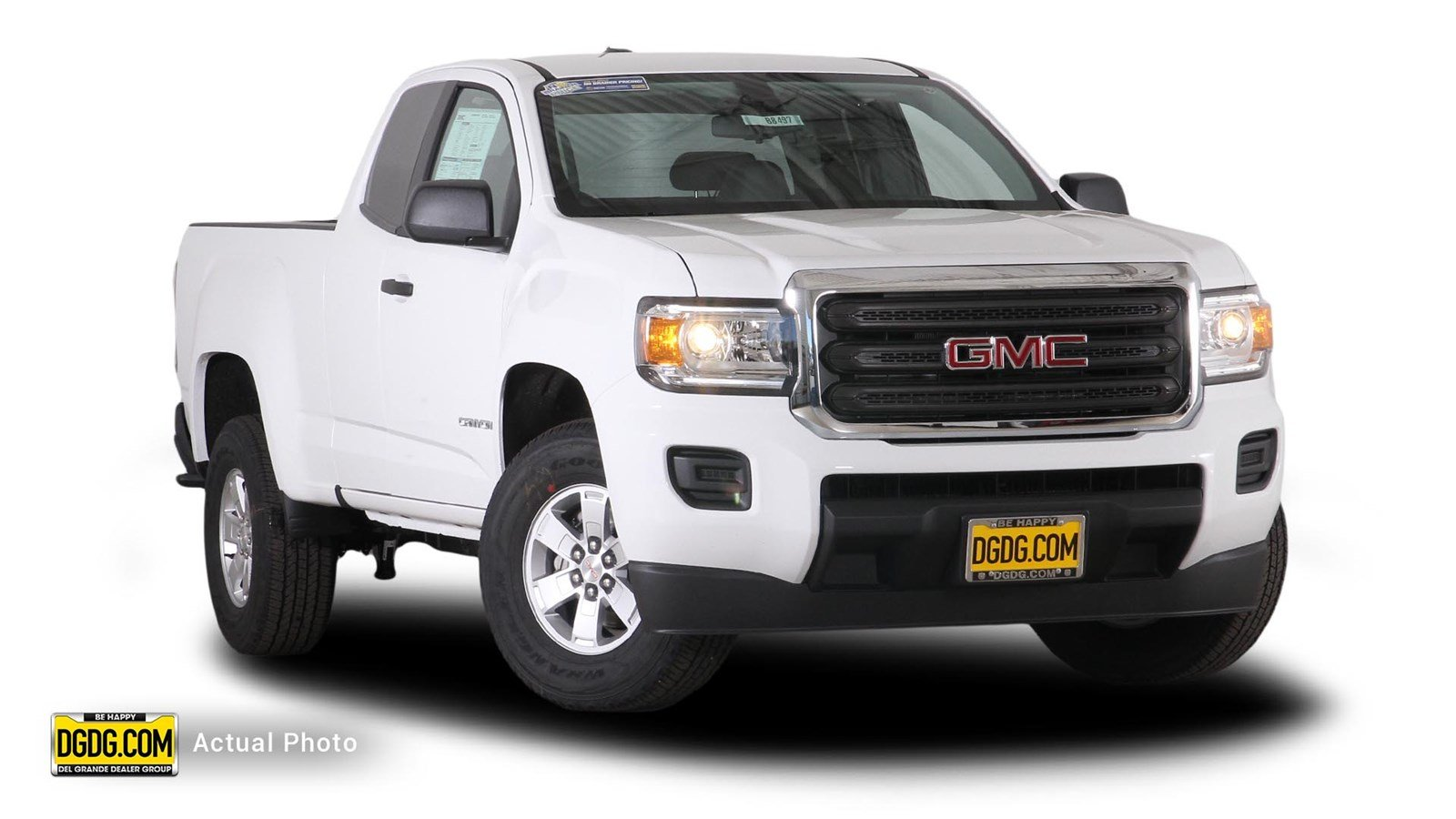 2018 GMC Canyon Base RWD Extended Cab