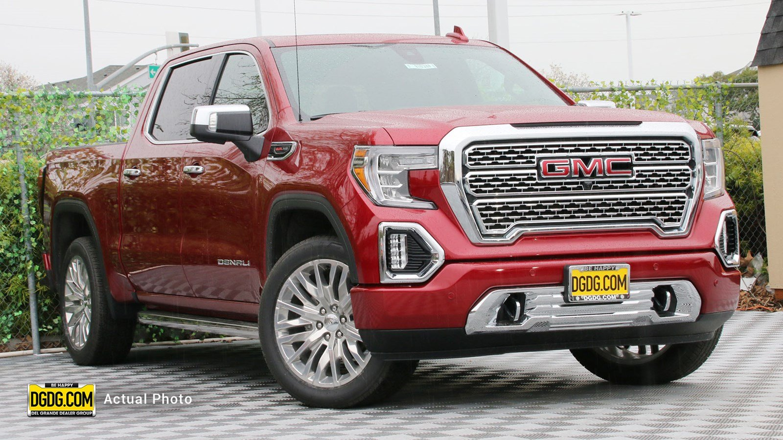 New 2019 Gmc Sierra 1500 Denali 4d Crew Cab In San Jose B10348