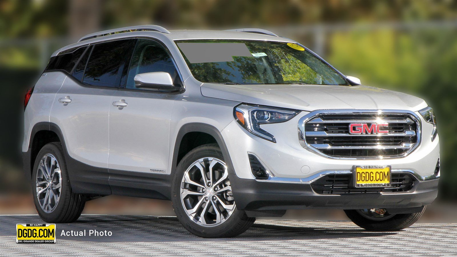 New 2018 GMC Terrain SLT