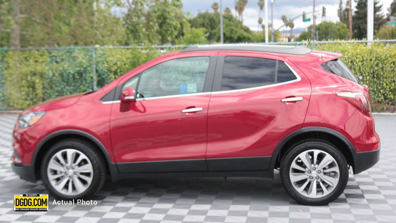 Certified Pre-Owned 2019 Buick Encore Preferred