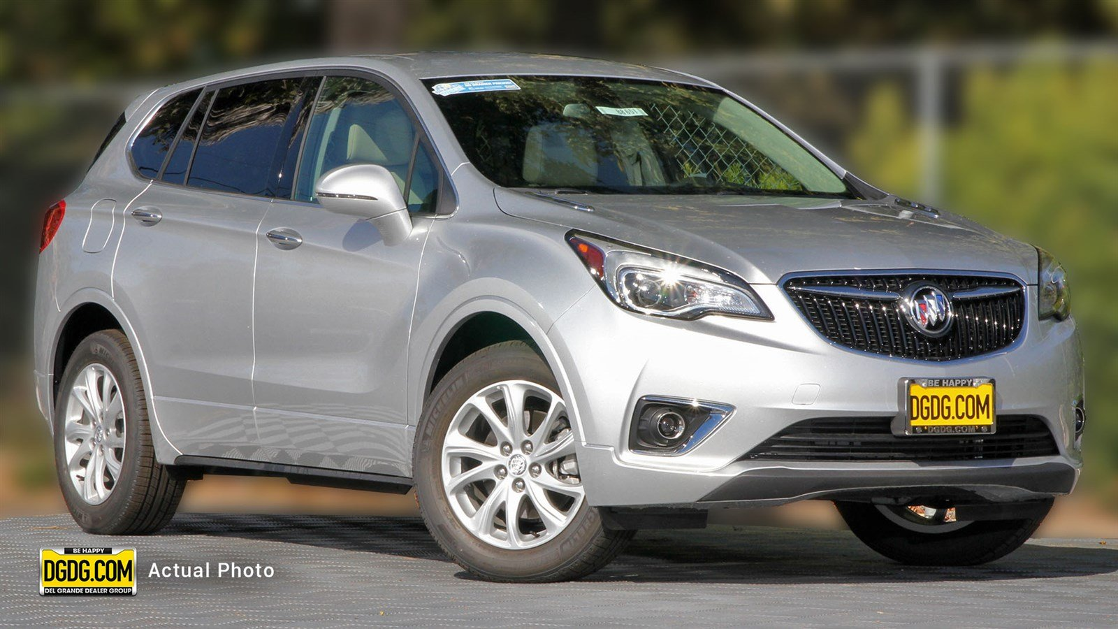 New 2019 Buick Envision Preferred 4d Sport Utility In San Jose