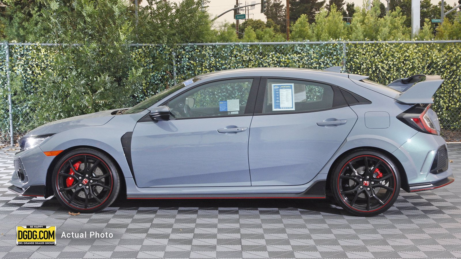 Pre-Owned 2019 Honda Civic Type R Touring