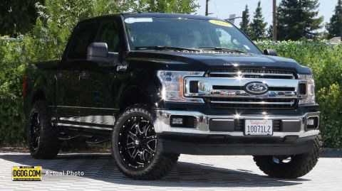 2018 Ford F-150 XLT RWD 4D SuperCrew
