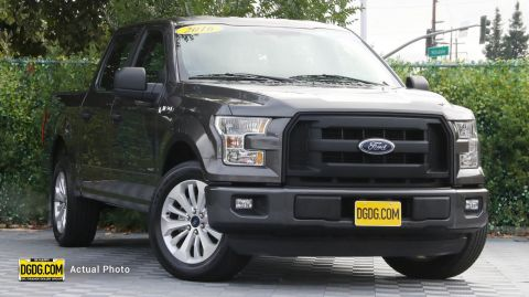 2016 Ford F-150 XL RWD 4D SuperCrew