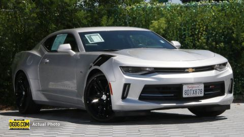 2018 Chevrolet Camaro 1LT RWD 2D Coupe