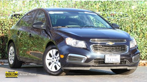 2015 Chevrolet Cruze LS FWD 4D Sedan