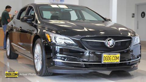 2018 Buick LaCrosse Essence FWD 4D Sedan