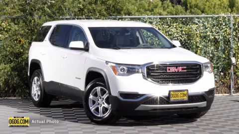 Pre-Owned 2018 GMC Acadia SLE-1