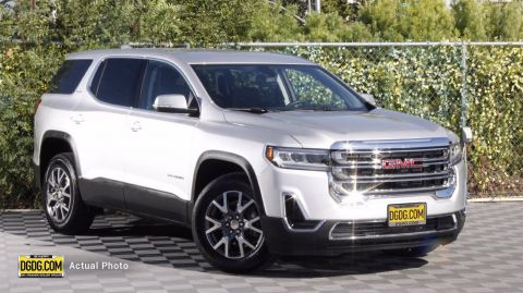 Certified Pre-Owned 2020 GMC Acadia SLE