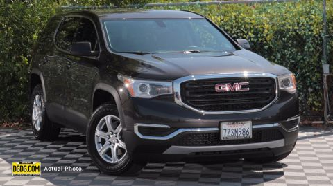 Certified Pre-Owned 2017 GMC Acadia SLE-1