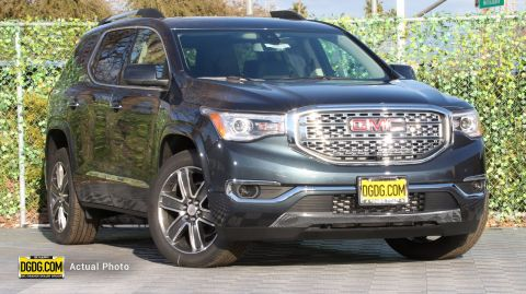 2019 GMC Acadia Denali With Navigation & AWD