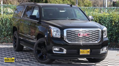 2020 GMC Yukon XL Denali With Navigation