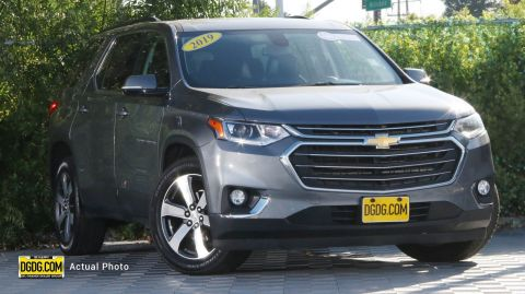 2019 Chevrolet Traverse LT Leather FWD 4D Sport Utility