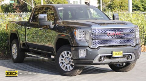 2020 GMC Sierra 2500HD Denali With Navigation & 4WD