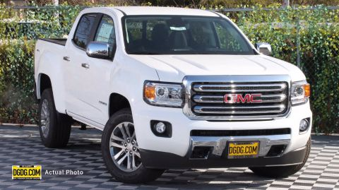 New 2020 GMC Canyon SLT