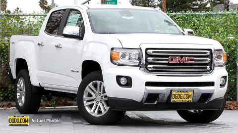 2019 GMC Canyon SLT 4WD