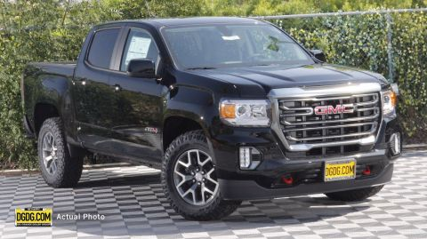 New 2021 GMC Canyon AT4 w/Cloth