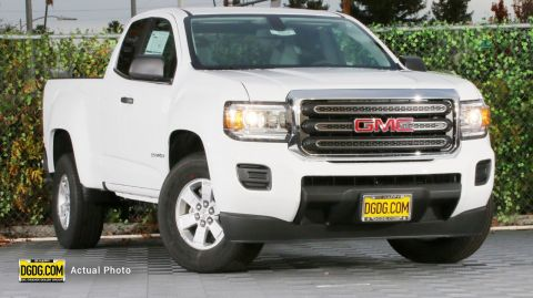 2019 GMC Canyon 2WD RWD 4D Extended Cab