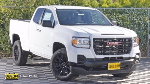 New 2021 GMC Canyon Elevation Standard