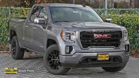 2020 GMC Sierra 1500 Elevation RWD Extended Cab