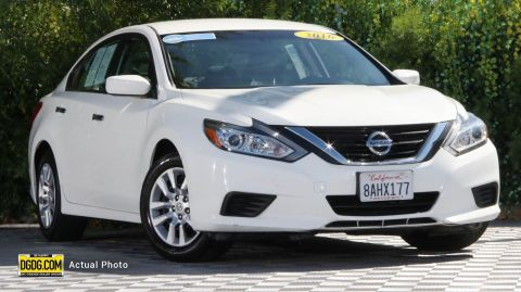 2016 Nissan Altima 2.5 FWD 4D Sedan