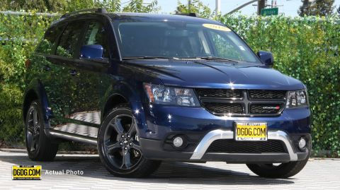 2018 Dodge Journey Crossroad FWD 4D Sport Utility
